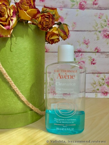 Avene Eau Thermale Cleanance  Cleansing Gel