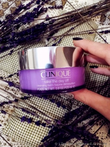 Clinique Take the day off Cleansing Balm Cleanser