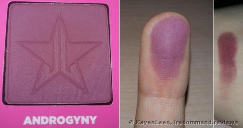 Jeffree Star Cosmetics Androgyny Eye Shadow Palette