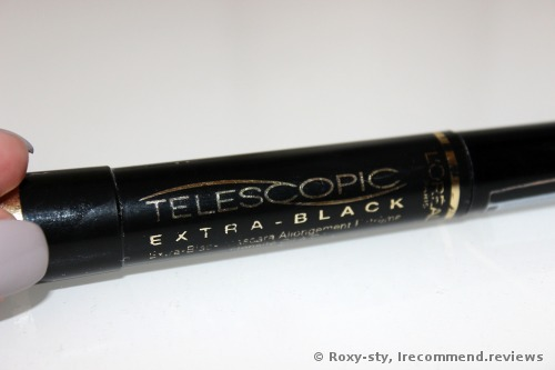 L'Oreal Telescopic Extra-Black Extreme Lengthening Mascara