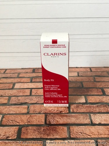 Clarins Body Fit Anti-Cellulite Contouring Expert Body Cream