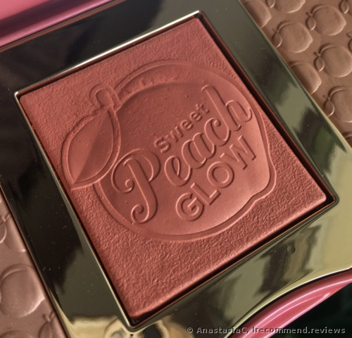 Too Faced Sweet Peach Glow Peach Infused Highlighting Palette