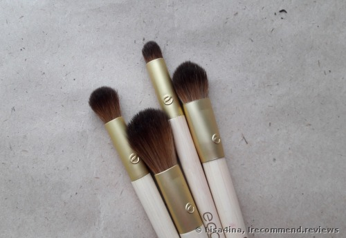 EcoTools  Soft Smokey Eye Brush Set