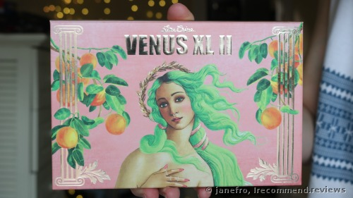 Lime Crime Venus XL 2 Eyeshadow Palette