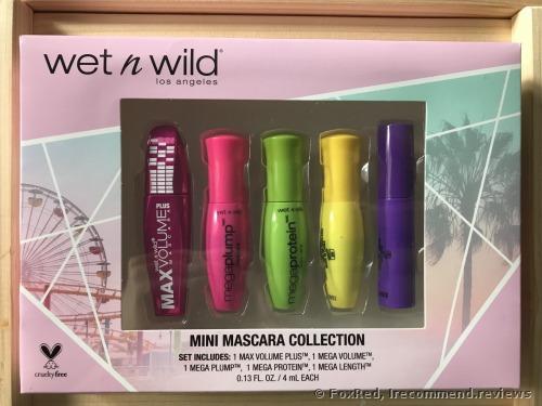 Wet N Wild  MegaLength  Mascara