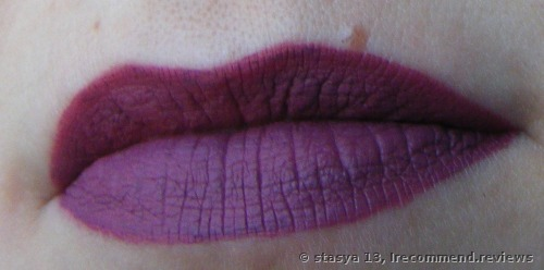L.A. Girl Matte Flat Finish Pigment Lip Gloss