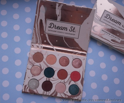 ColourPop Dream St. Eyeshadow Palette