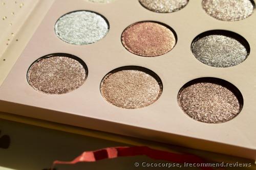 ColourPop Golden State of Mind Eyeshadow Palette