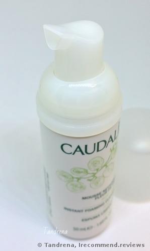 Caudalie Instant Grape Sage Foaming Cleanser
