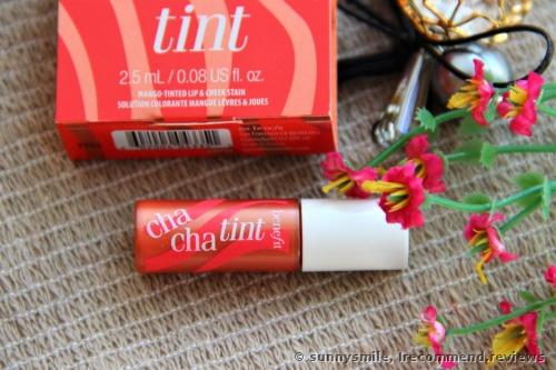 Benefit Chachatint Cheek & Lip  Stain