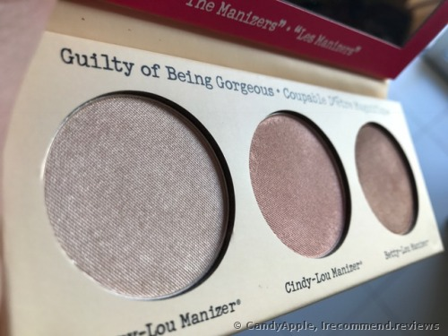 """The Balm The Manizer Sisters AKA the """"Luminizers"""" Palette"""