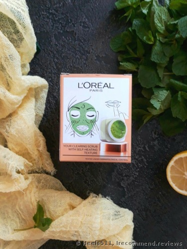 L'Oreal Paris Purify & Unclog Pure-Sugar Scrub
