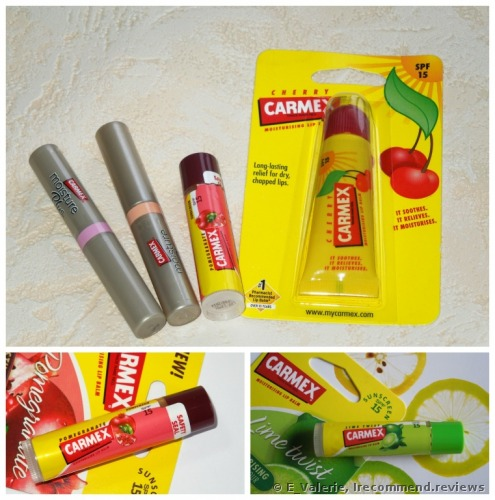 Carmex Ultra Moisturising SPF 15 - Pomegranate Lip Balm