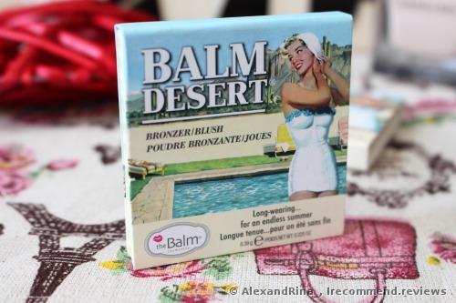 The Balm Desert Bronzer/Blush