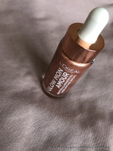 L'Oreal LUMI Glow Amour Glow Boosting Drops Highlighter