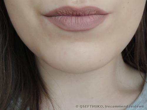 Make Up For Ever Artist Liquid Matte Lipstick