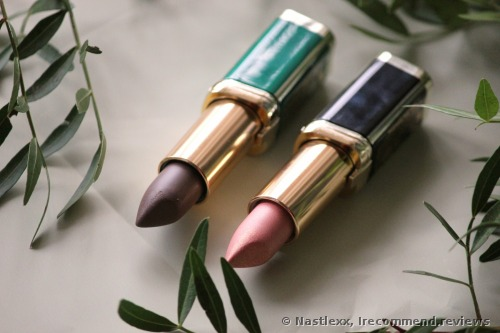 L'Oreal Paris X Balmain Collection Lipstick