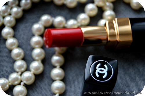 Chanel Rouge Coco Shine Lipstick