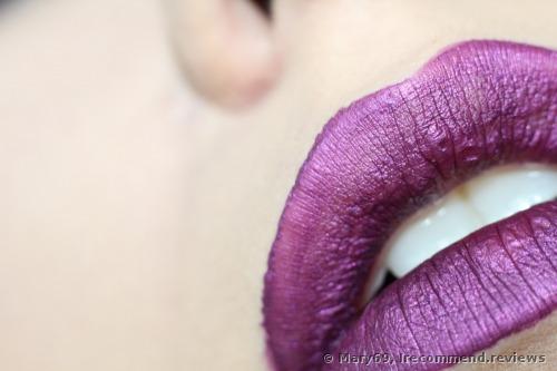 Lime Crime Metallic Velvetines Liquid Matte Lipstick