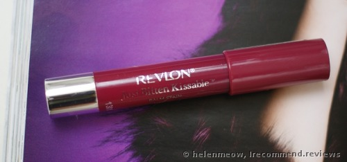 Revlon  Just Bitten Kissable  Balm Stain