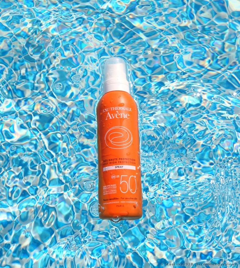 Kết quả hình ảnh cho AVÈNE Very High Protection Spray