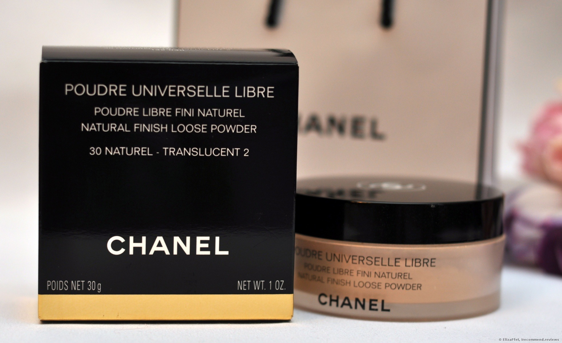 Chanel Poudre Universelle Libre Natural Finish Loose Powder Ideal