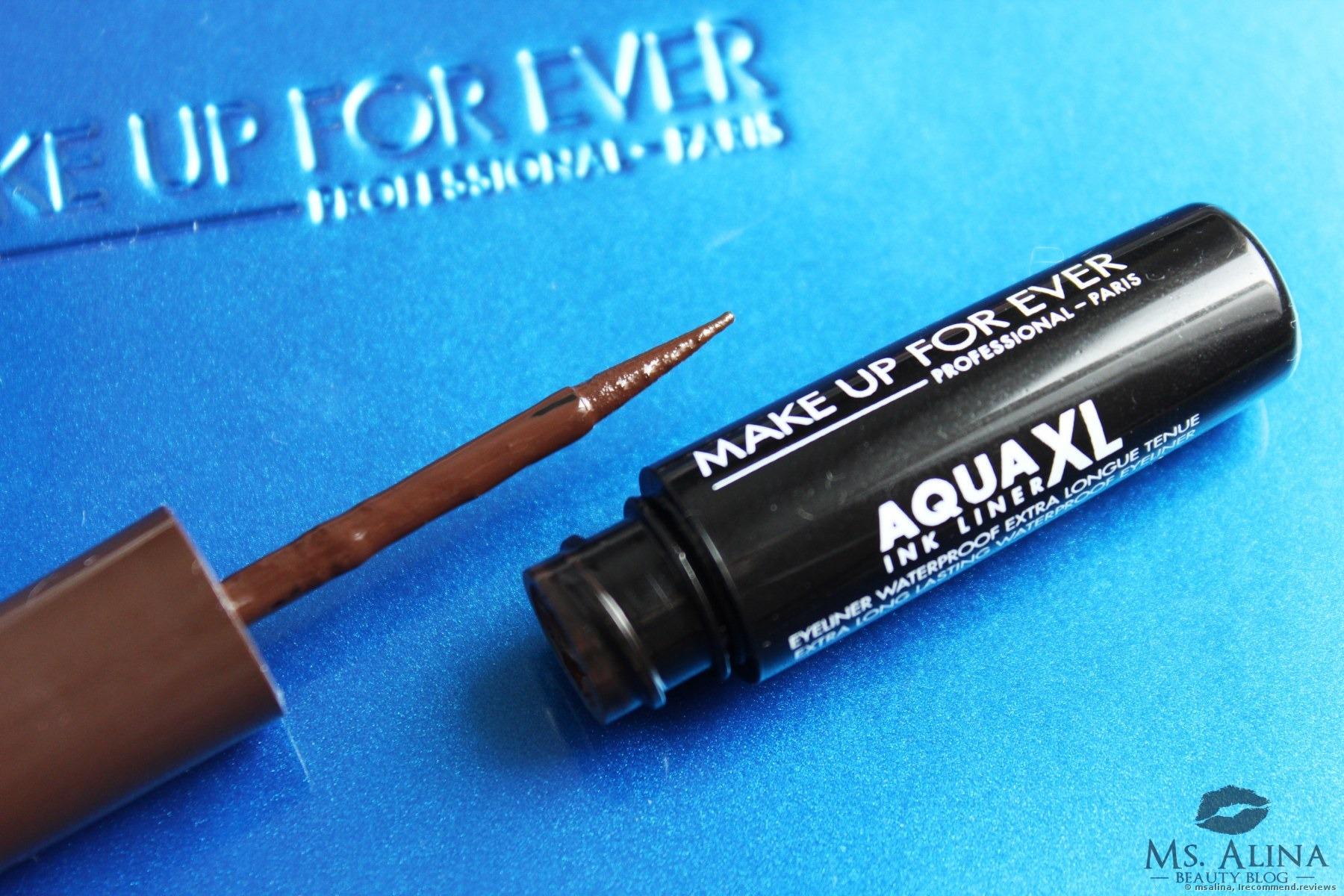 Make Up For Ever Aqua Xl Ink Extra Long