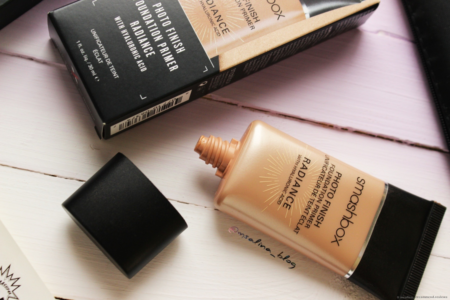 Smashbox Photo Finish Radiance Primer Long Lasting Smashbox Photo