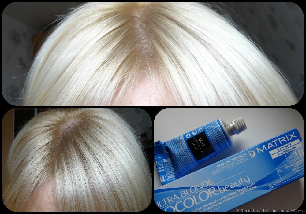Matrix Socolor Beauty Permanent Ultra Blondes Hair Color