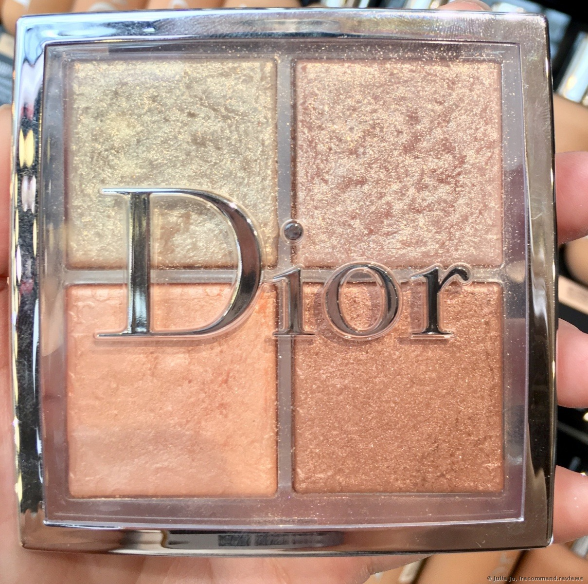 Backstage Glow Face Palette - 002 Glitz by Dior #17