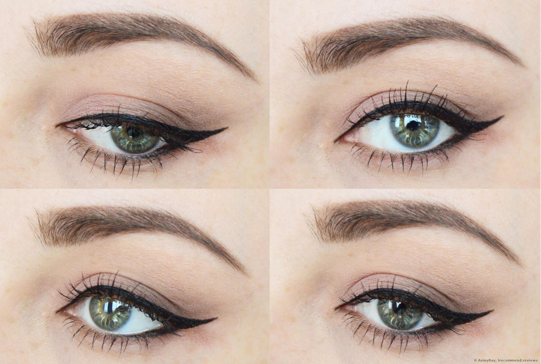 b2b58fa3fa1 Maybelline Curvitude Liner Eyeliner - «NEW eyeliner from Maybelline ...