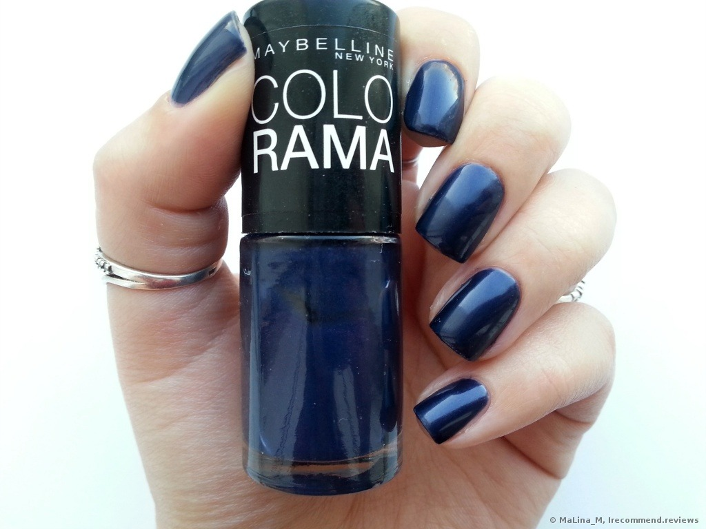 Maybelline Colorama Nail Polish 171 One Of The Best Products By Maybelline Description And