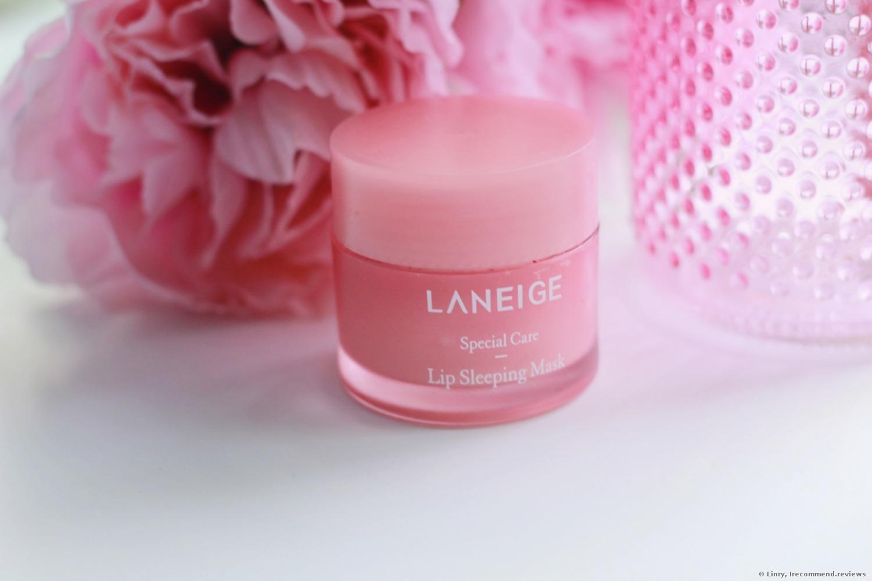 Laneige Lip Sleeping Mask Is A Real