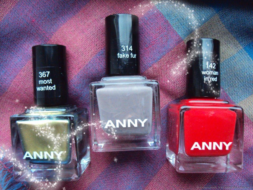 ANNY Nail Polish - «Oh, I\'m in love. ANNY nail polishes - admiration ...