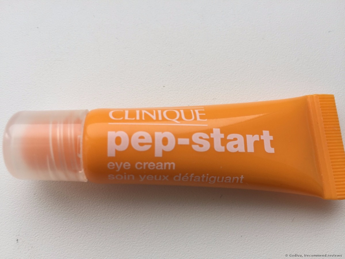 Clinique pep start eye cream clinique pep start eye for Where is clinique made