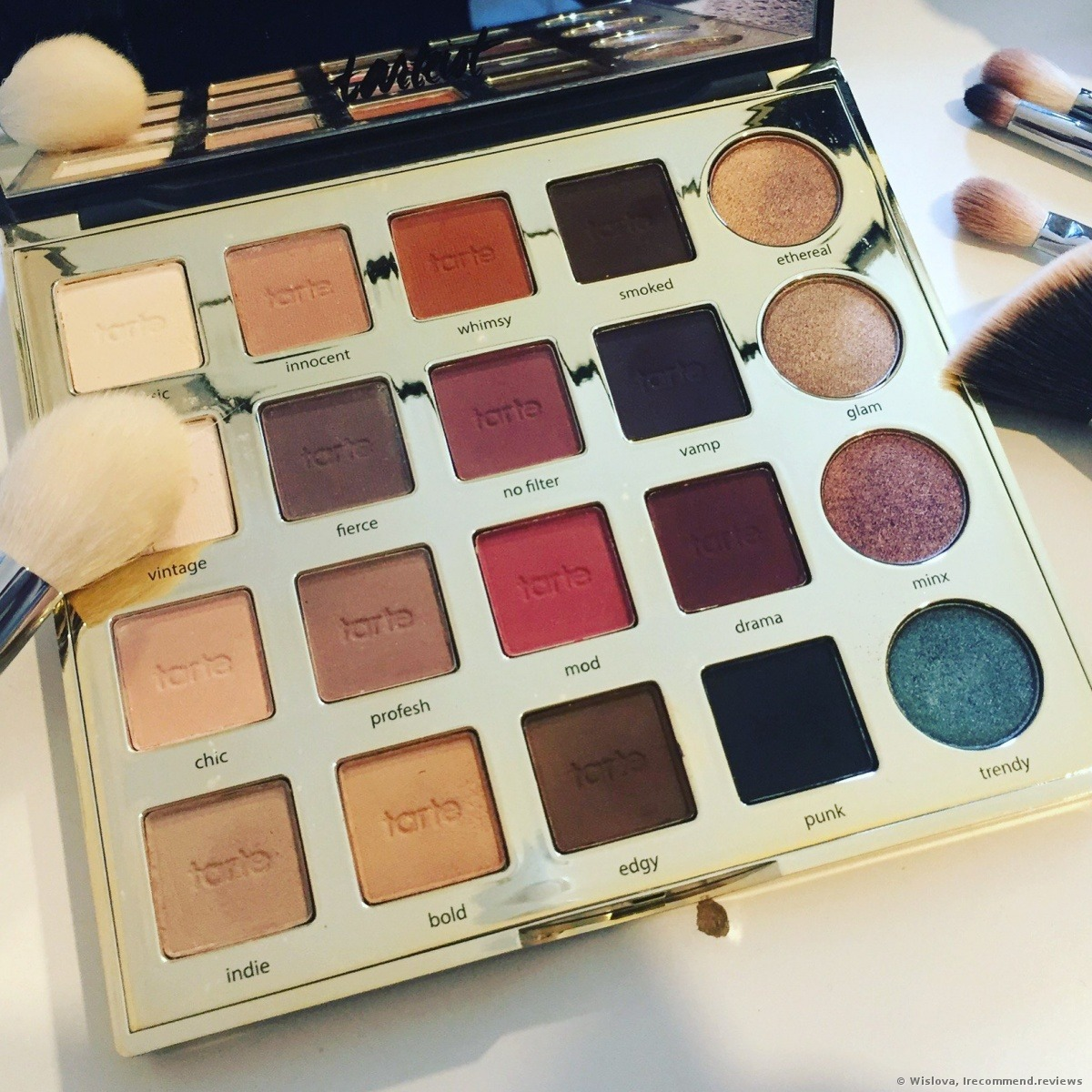 Tarte Tarteist Pro Amazonian Clay Palette Just A Perfect