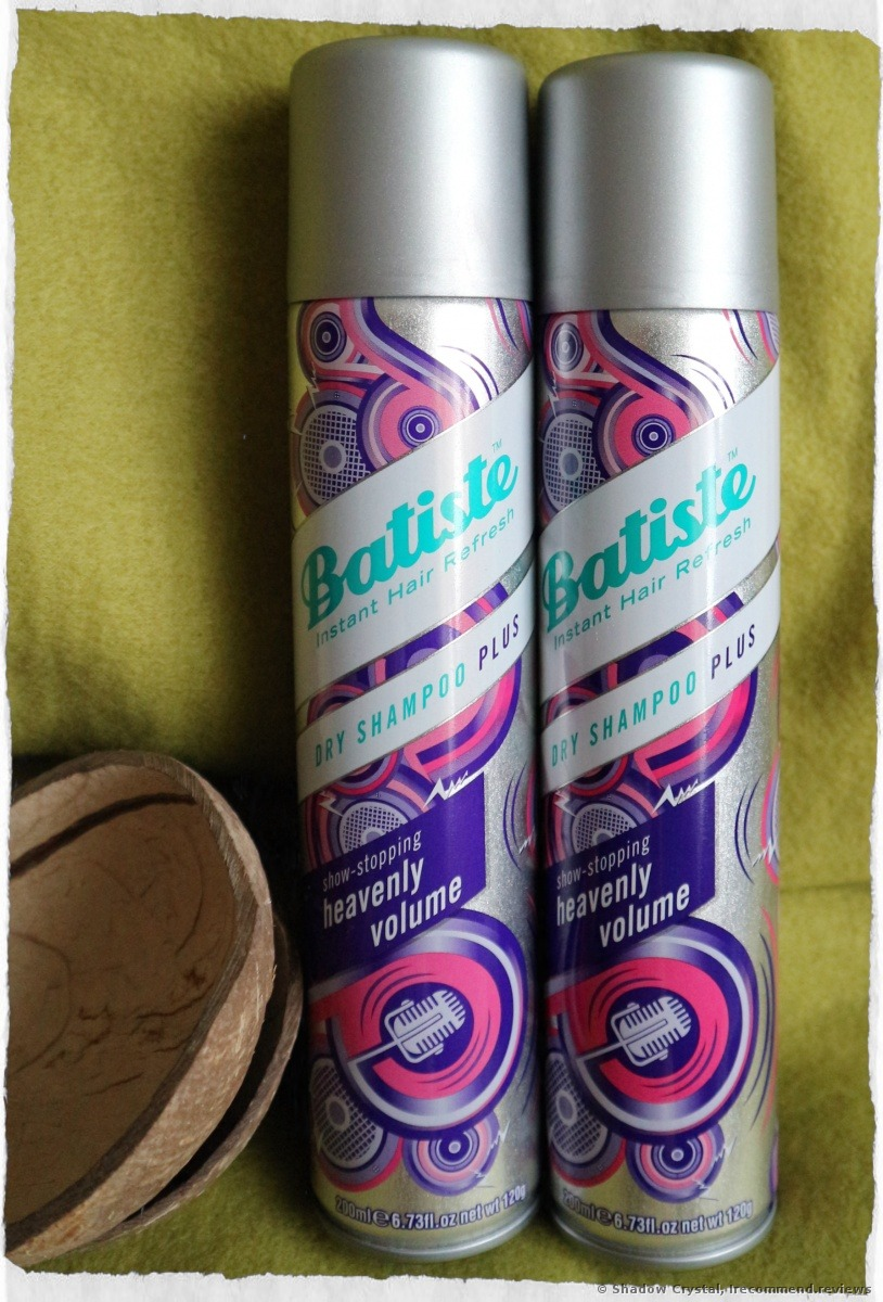 Batiste Heavenly Volume Dry Shampoo Why Will I 200 Ml
