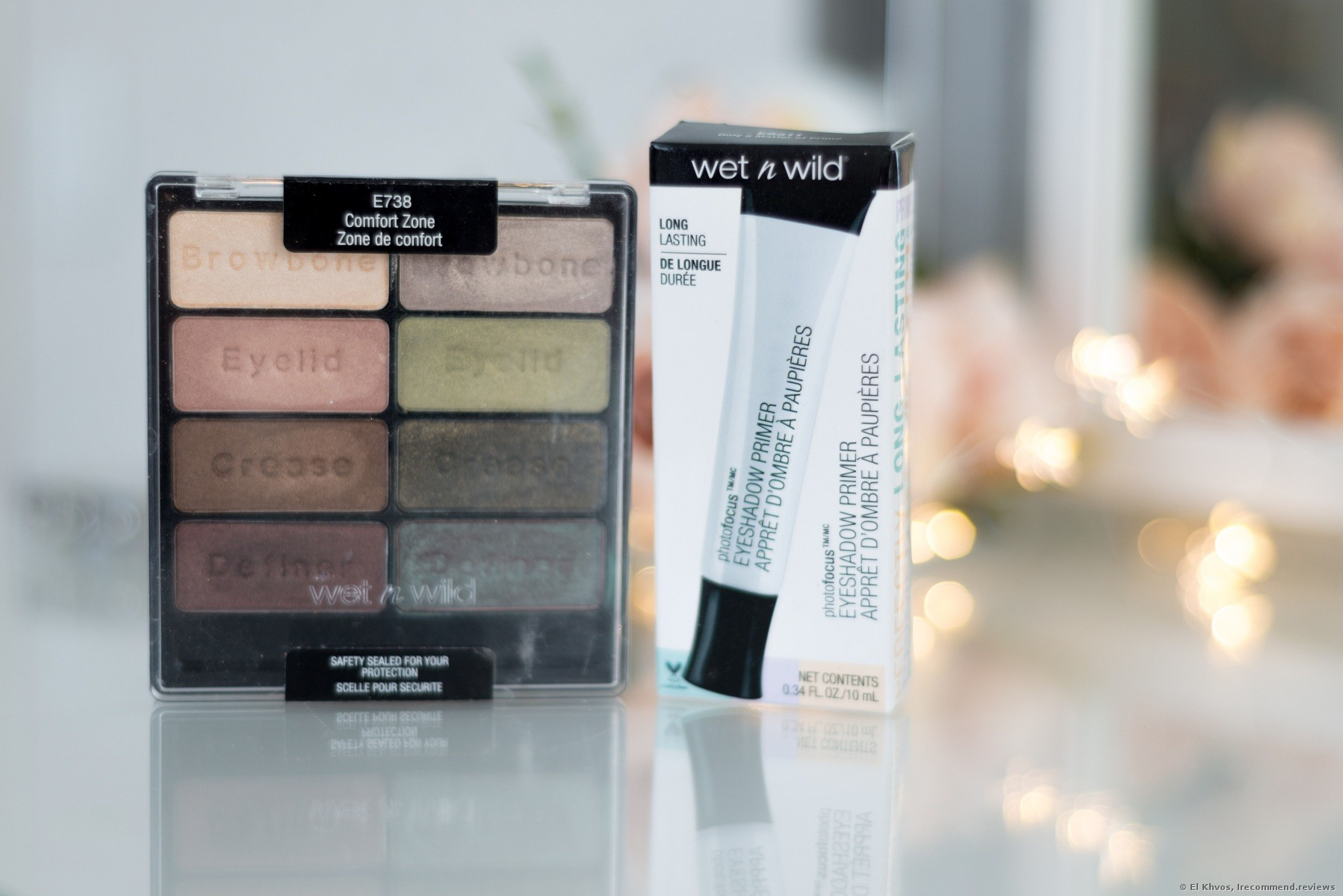 Wet N Wild Photo Focus Eyeshadow Primer No Makeup Of Mine Is