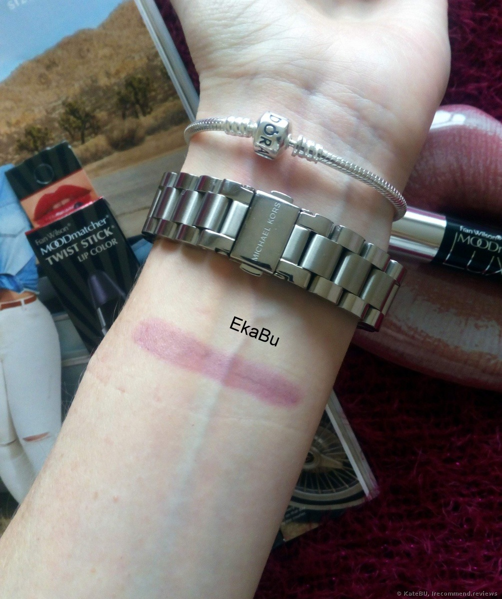 Fran Wilson Mood Matcher Metallic Lip Color