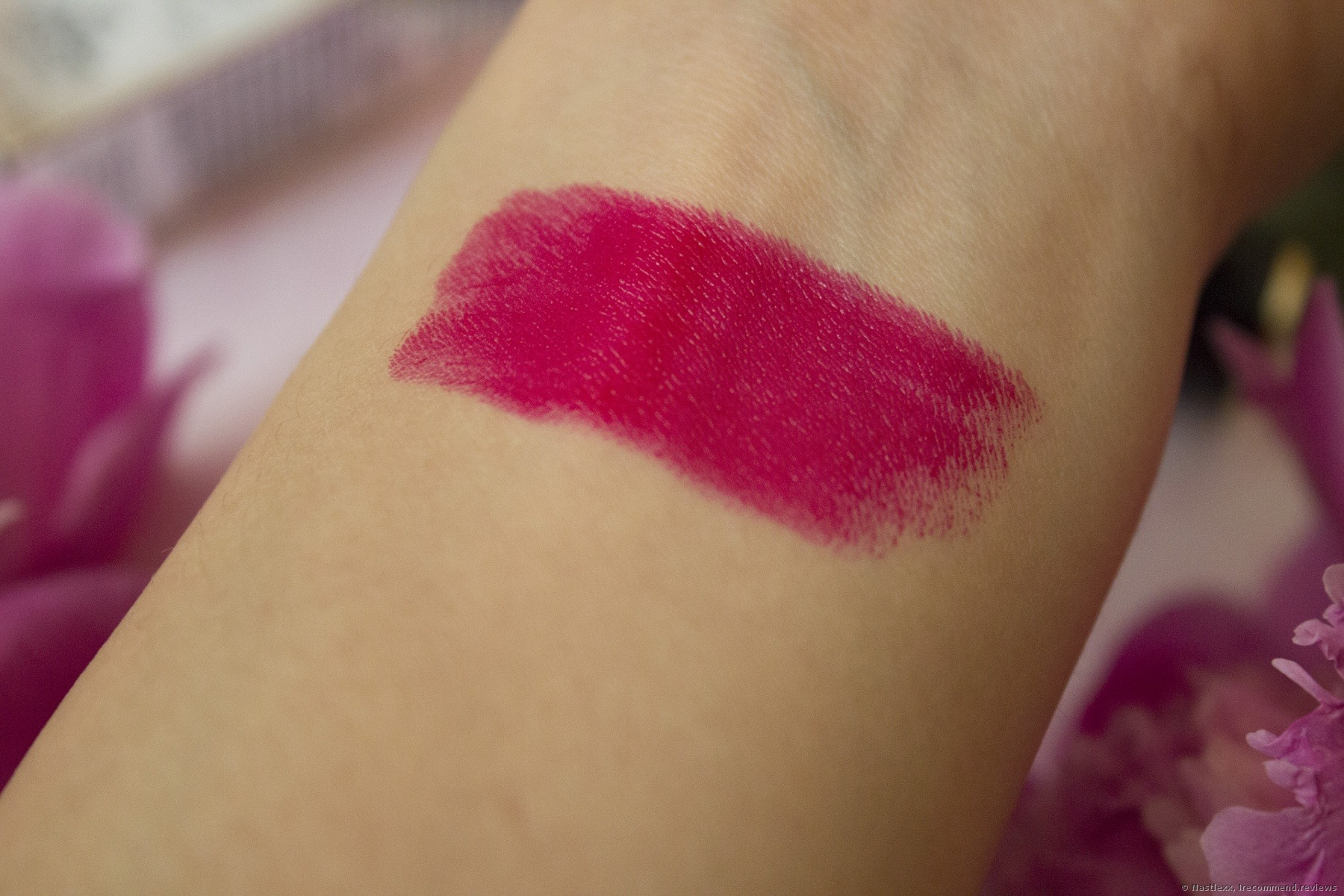 Lancome L'absolu Rouge Hydrating Shaping Lipstick - «The ...