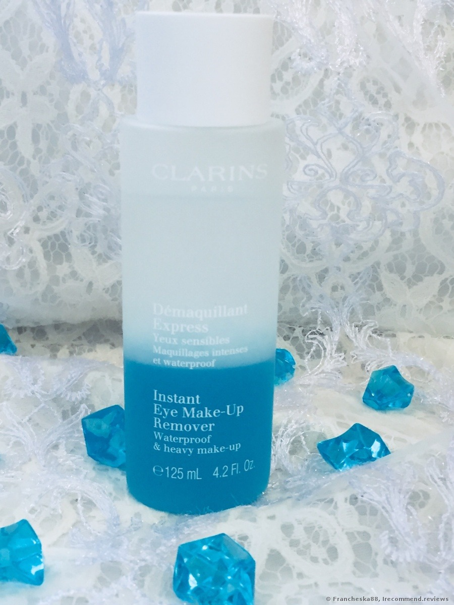 Clarins Instant Eye Makeup Remover Do You Fancy Heavy And