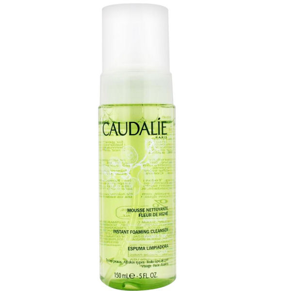 Caudalie Instant Grape Sage Foaming Cleanser The Experience